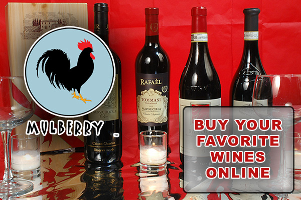 Mulberry Winegroup: Buy Your Favorite Wines Online
